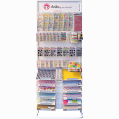 EXPOSITOR SURTIDO SCRAP GRAFOPLAS REF.370299 Productos originales baratos Scrapbooking