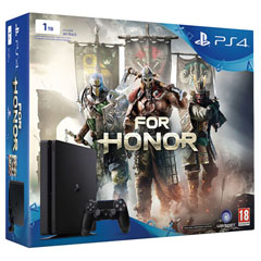 PS4 Consola Slim 1TB + For Honor