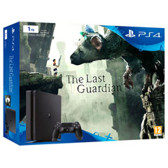 PS4 Consola Slim 1TB + The Last Guardian