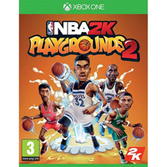 Material escolar  NBA 2K PLAYGROUNDS 2 VIDEOJUEGO PARA XBOX ONE