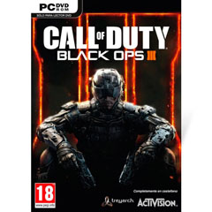 CALL OF DUTY : VIDEOJUEGO BLACK OPS III PARA PC