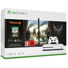 XBOX ONE CONSOLA S 1TB + THE DIVISION 2 SHIN_XO_CS1TBTHDI2