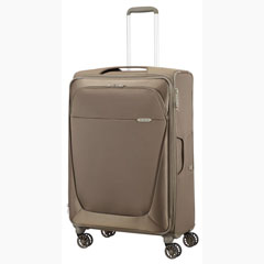 Material B-LITE 3 SPINNER SAMSONITE DE 4 RUEDAS COLOR MARRON CLARO