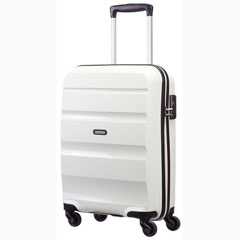 Material BON AIR SPINNER SAMSONITE RIGIDO COLOR BLANCO
