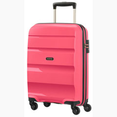 Material BON AIR SPINNER SAMSONITE RIGIDO COLOR FUCSIA