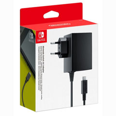 ADAPTADOR DE CORRIENTE NINTENDO SWITCH
