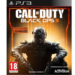 CALL OF DUTY : VIDEOJUEGO BLACK OPS III PARA PS3