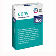 PAPEL COPY DUO A4 80 GRS. 500 HOJAS