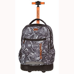 Material MOCHILA RAPID TROLLEY SWIFT BLACK LACE 1069