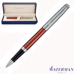 Material ROLLER HMSPH16 LUX CUIVRE CT RB F.BLK GB 1971675 WATERMAN