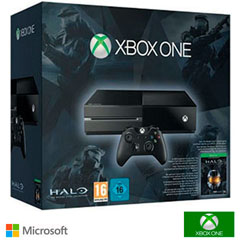 CONSOLA XBOX ONE 500GB + HALO MASTER CHIEF COLLECTION Material barato online al Mejor Precio.