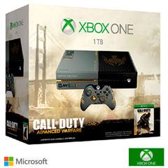 CONSOLA Y MANDO PERSONALIZADO XBOX ONE CALL OF DUTY ADVANCE WARFARE 1TB Material barato online al Mejor Precio.